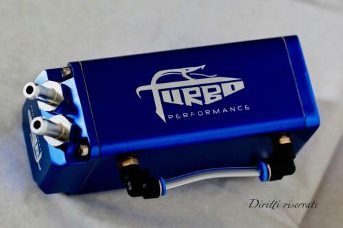 Serbatoio BLU universale per auto recupero olio vapori oil catch Volkswagen Polo