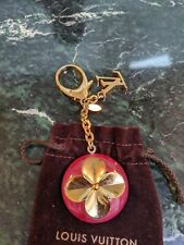 Louis Vuitton Key Ring M66977 Hollow Flower Charm 827002
