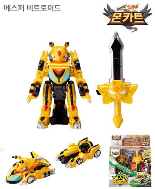 bearcombo Transformer Robot Ruda beatroid Monkart