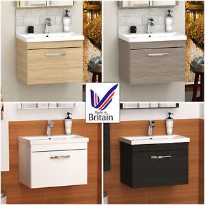 500 600 800mm Modern Bathroom Vanity