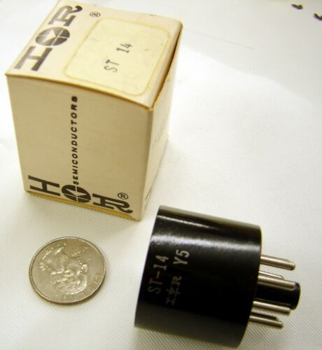 Details about  /ST14 Rectifier 8 pin Octal ST-14 1600v  600mA