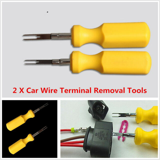 11x Wiring Connector Extractor Puller Release Terminal Removal Tool For Car Boat