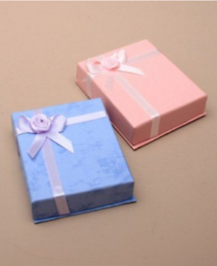 Details About Jewellery Gift Box For Necklace Earrings Or Brooch Beautiful Presentation Box