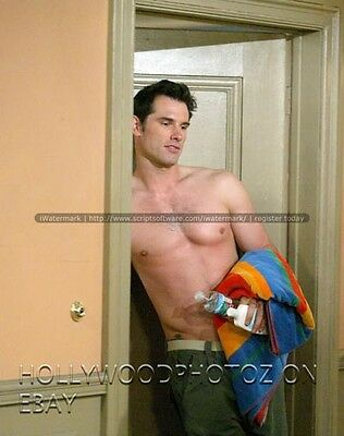 Austin Peck Shirtless Sexy Hunk Days Of Our Lives Tv Movie Actor 8x10 Photo 25 Ebay