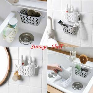 Kitchen Sink Sponge Holder Organizer