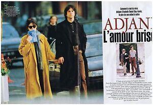 Adjani daniel day lewis isabelle Isabelle Adjani