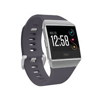 Fitbit Ionic Smartwatch Fitness Activity Tracker One Size (S&L Bands Included)