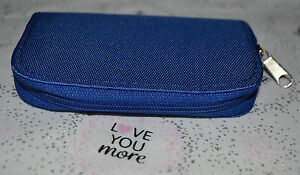 Cf,Md,Ms,Ss,Mmc,Sdhd Carrying Wallet w/Zipper - NEW (Anti-static inner material)