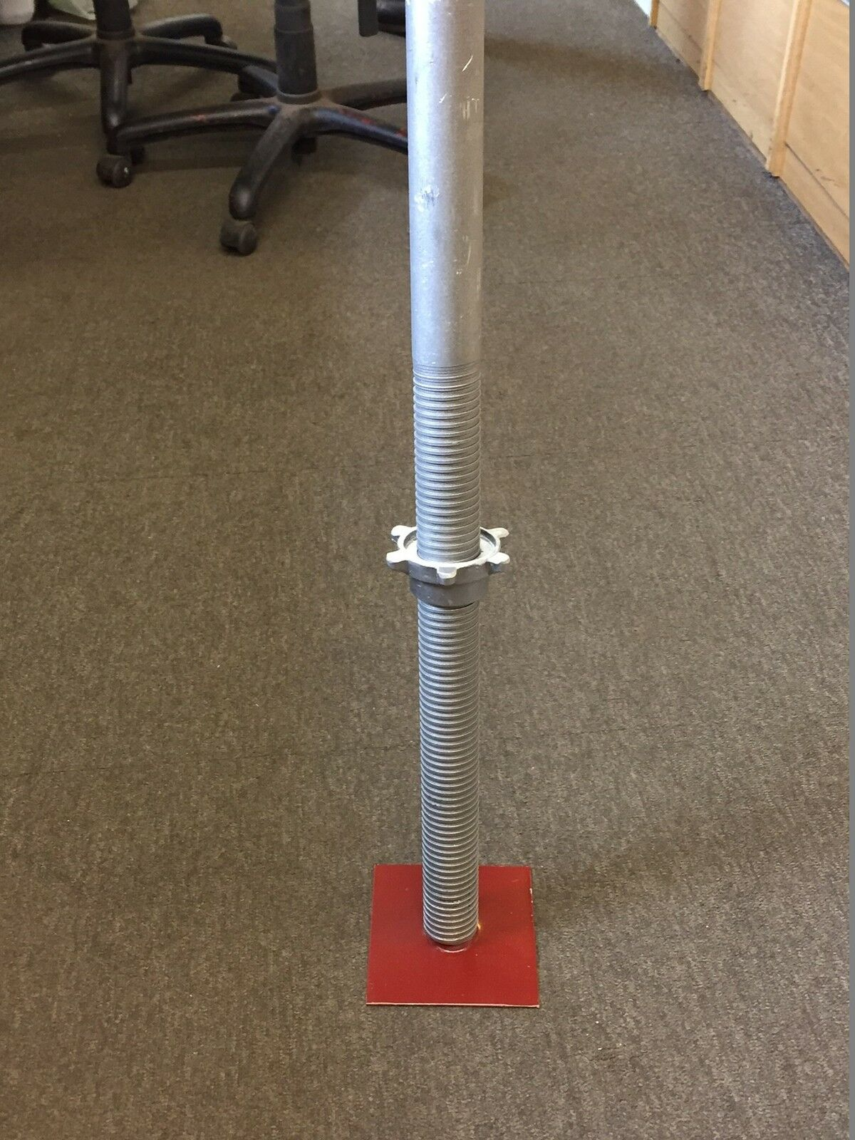 Alloy tower adjustable Leg to fit scaffolding tower  Youngman BoSS