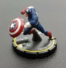 Marvel Heroclix Armor Wars 080 Captain America Experienced