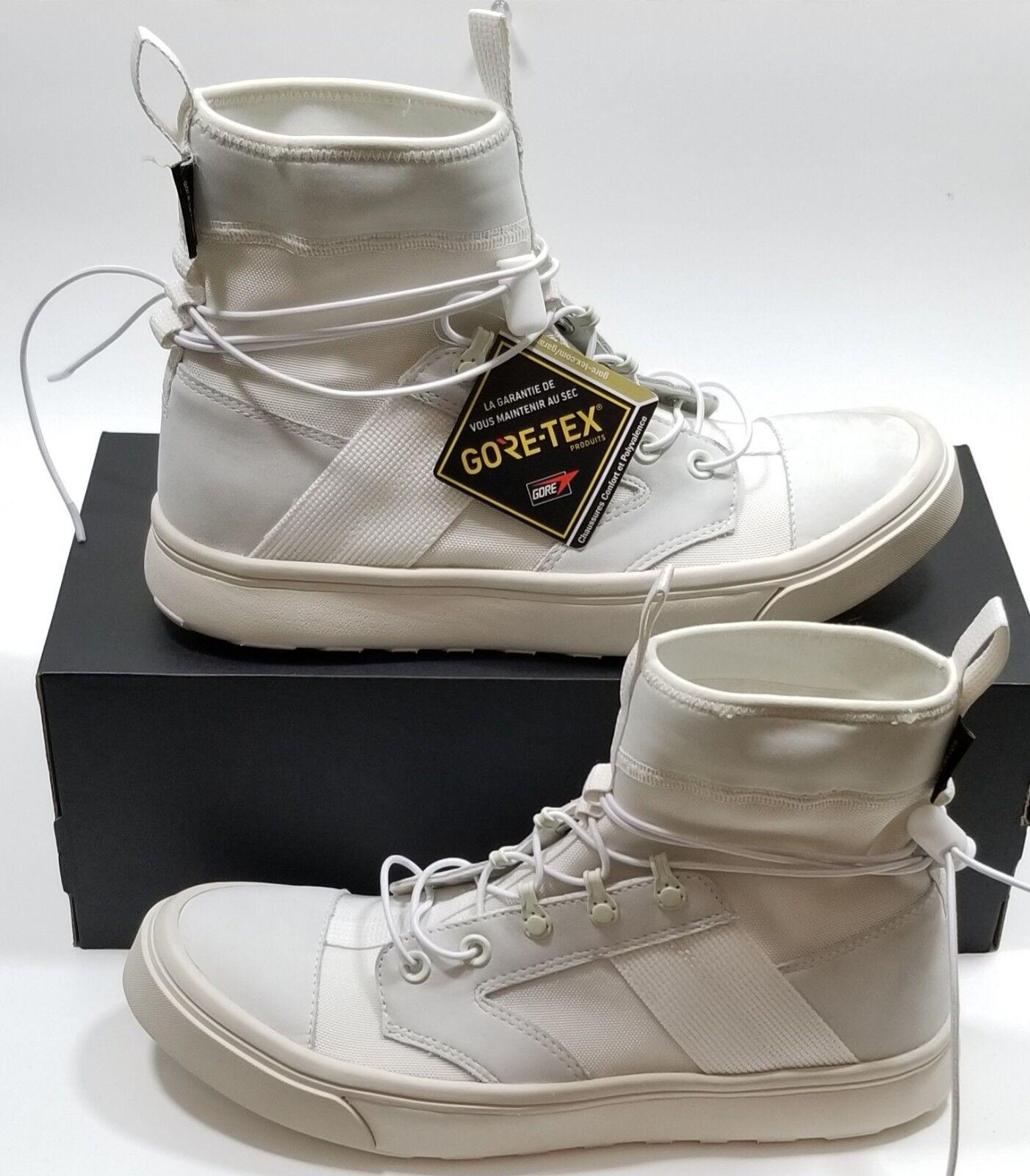 Converse Jump Boot Hi Gore Tex Blanc De