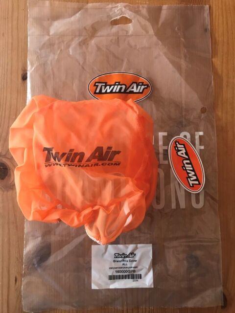 TWIN AIR GRAND PRIX AIR FILTER COVER SKIN NET FITS HONDA CRF 450 R 2002-2016