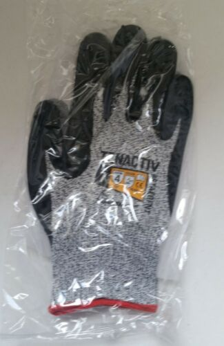SIZE 7 #STAFGFNT CH24//22 Lot of 2 Superior TenActiv Knit Working Foam Gloves