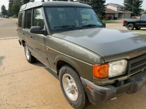 1997 Land Rover Discovery gas