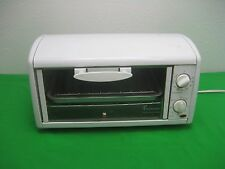 Vintage White Toastmaster Toaster Oven Broiler 1200 Watts