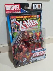 "Marvel Universe COLOSSUS 3.75/"" Series Action Figure Greatest Battles Comic Packs"