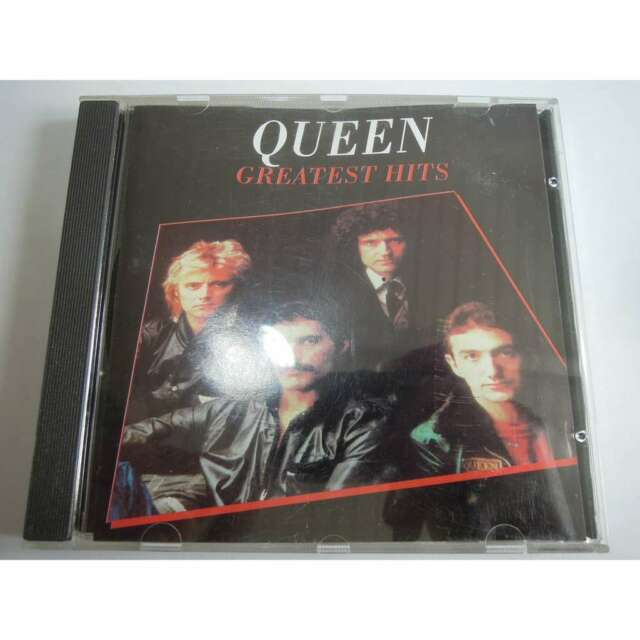 Queen Greatest Hits CD Musik
