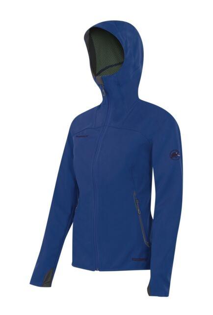 super popular 818ce 4e221 Mammut Ultimate Hoody Women, Hooded Softshell for Ladies