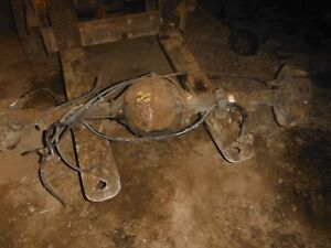 Details about Ford 8 8 disc brake axle assembly 4 10 gears FOR JEEP SWAP  XJ, YJ, TJ WILL SHIP