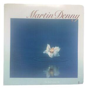 Martin Denny - The Enchanted Isle LP (1982) Liberty LN-10195 VG+ / VG+