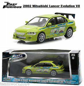 Fast-amp-Furious-2002-Mitsubishi-Lancer-Evolution-VII-Diecast-Model-Car-1-43-86209