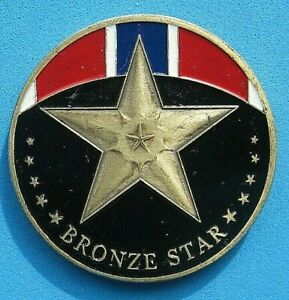 US-CHALLENGE-COIN-034-BRONZE-STAR-034-UNCIRCULATED
