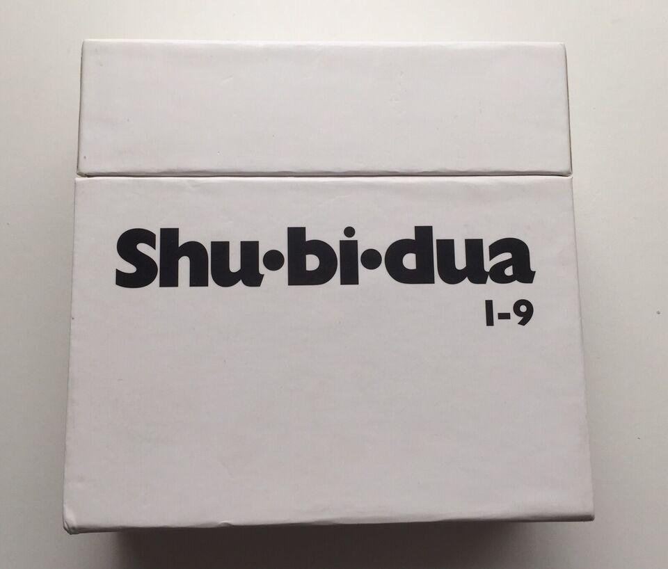 Shu-Bi-Dua: 1 - 9 Deluxe Boks, pop