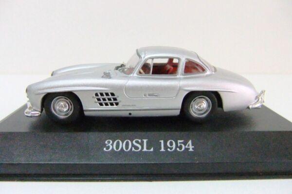 - Mercedes-benz 300sl - 1954 - 1/43 Eligor Vitrine Display-box