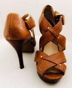 Michael Kors Gladiator Sandals Heel