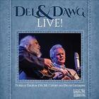 Del & Dawg Live 0715949500510 by David Grisman CD