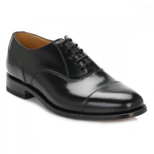 27eb1bb9 Loake 200B Polished Leather Black Dress Shoes UK Sizes [6-12] | eBay