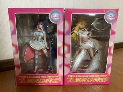 Panty and Stocking with with Garterbelt Premium Figure set japan anime cute