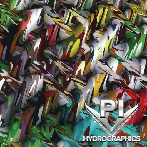 Hydrographic Dip Hydrographic Film Water Transfer Printing Film Deco Weave DD956