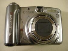 Very Nice Canon Powershot A720 8MP Digital Camera