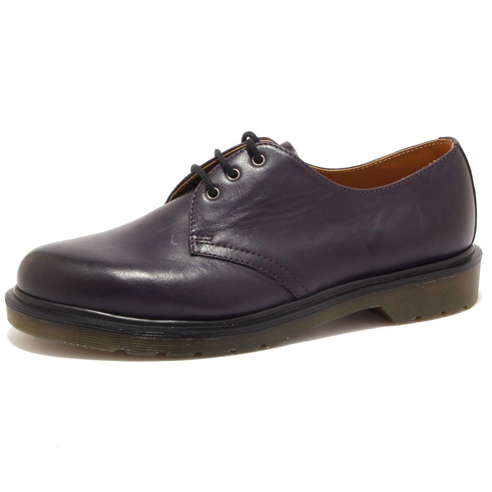 6984U (without box) viola zapatos hombre DR. MARTENS viola box) zapatos Hombre 8adb74