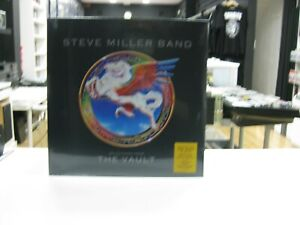 Steve-Miller-Band-LP-Europe-Selections-From-The-Vault-2018-Exclusif-Clear-Vinyle