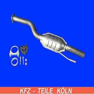 MERCEDES-BENZ-CLASE-E-E-250-D-Silenciador-Central-SILENCIADOR-DE-ESCAPE-Kit