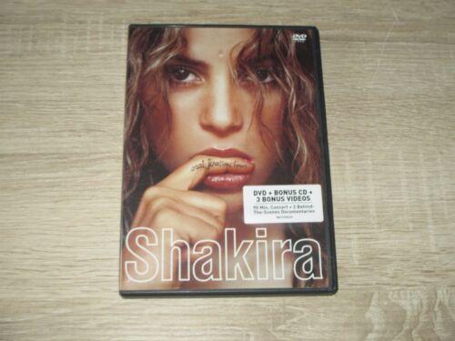 1 von 1 - Shakira - Oral Fixation Tour (2007) DVD + CD   Musik