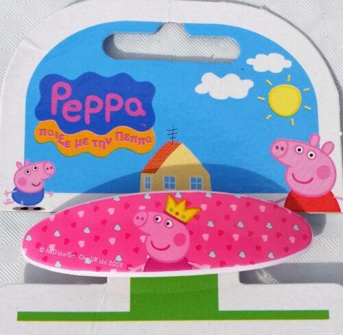 Peppa Pig Haarspange Haarklemme Haarclip Haarspange Haar Klammer Spange Schmuck