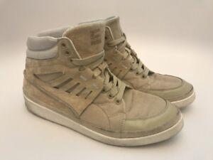 Pale Khaki Mid Ankle Shoe 35466103 Size