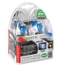 Lampada alogena Xenium Race 12V H11 55W PGJ19-2 2PZ Scatola Plast. COD.58174