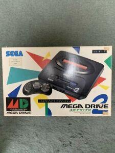 Sega-Mega-Drive-2-System-Console-Genesis-Japan-Ver-Original-Free-Shipping-Japan