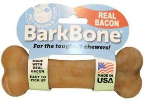 Pet-Qwerks-Bacon-Flavored-Nylon-BarkBone-Large-6-25-Inch