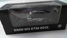 BMW M3 Modellauto DTM 2013 original 1:64