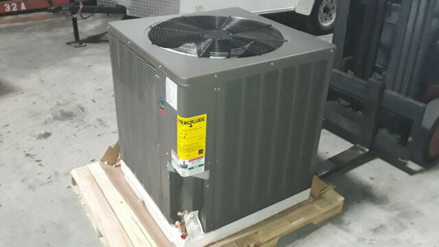 4 Ton 15 Seer Rheem Ruud Package Air Conditioner Raca15048ajt000a For Sale Online Ebay