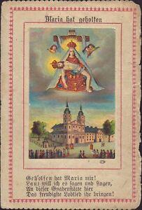 Santa-Maria-Wallfahrt-Cuadro-Santos-Amria-Imagen-Milagrosa-Koloriert-B-6617