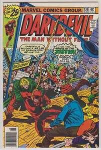 L1174: Daredevil #136, VF Condition