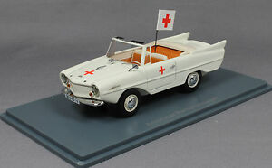 neo mod les ambulance voiture amphibie amphicar 1961 43180 1 43 nouveau ebay. Black Bedroom Furniture Sets. Home Design Ideas
