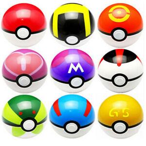 1-9pcs-pikachu-enfant-don-pokemon-cosplay-pokeball-maitre-bal-pop-ultra-gs