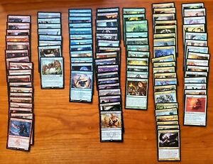 The Gathering 100 Card RARE Bulk Lot MTG Magic